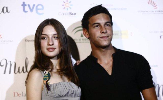 María Valverde y Mario Casas