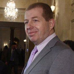 Embajador Israelí en España Raphael Schutz