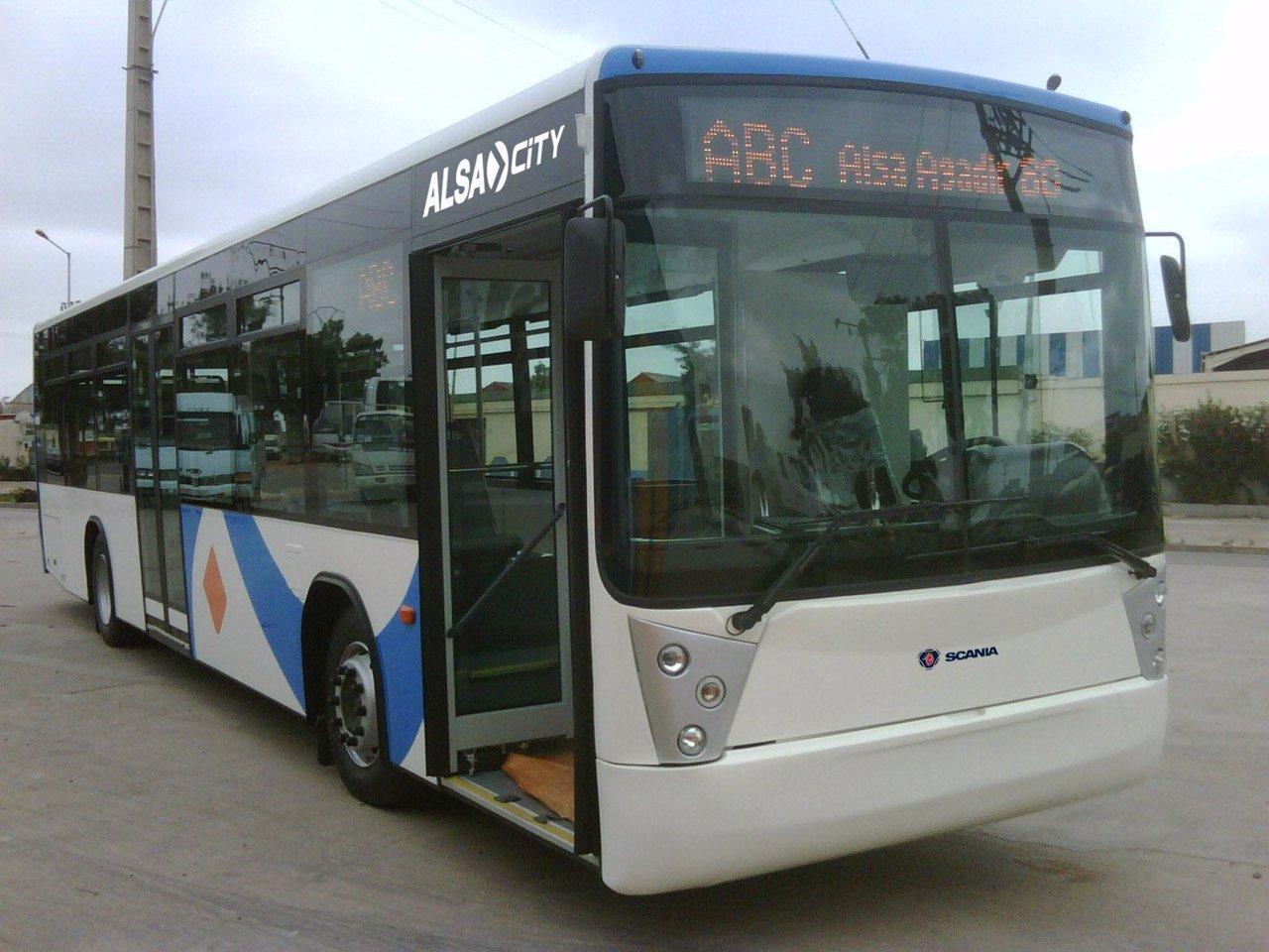 Acuerdo entre Scania y Alsa