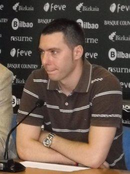 Javi Salgado se despide del Bilbao Basket