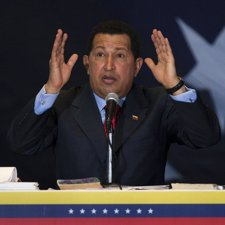 Hugo Chavez Colombia venezuela Conflicto