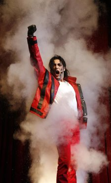 Michael jackson 39 forever king of pop 39 arranca su gira el for Espectaculo forever michael jackson