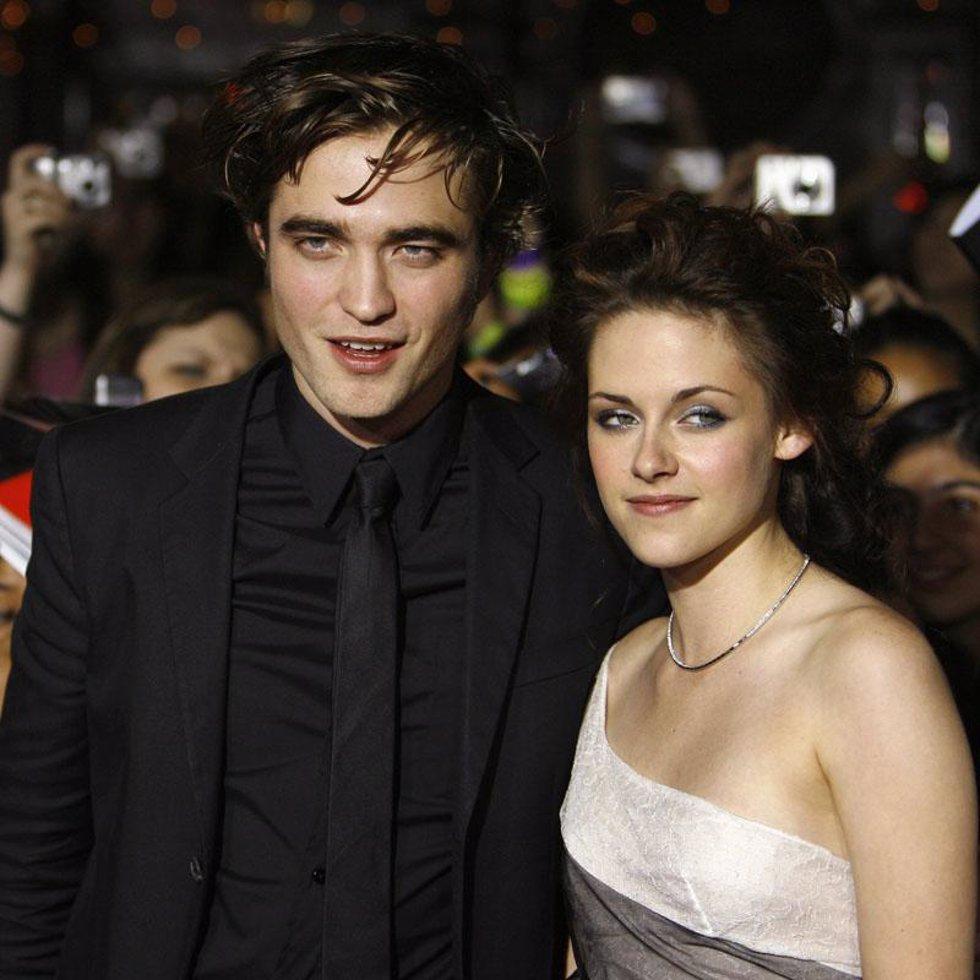 Kristen Stewart y Robert Pattinson, protagonistas del