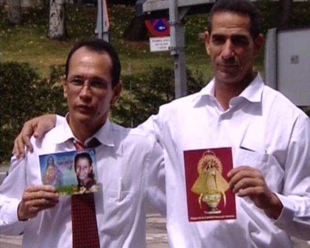 Llegan más disidentes cubanos a España