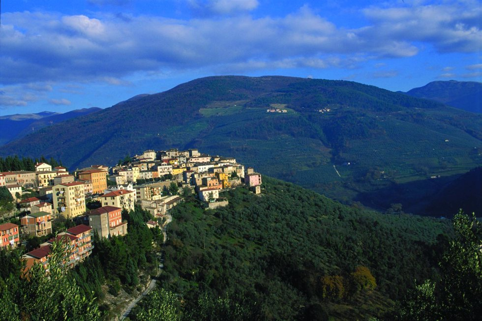 Montefranco en Terni