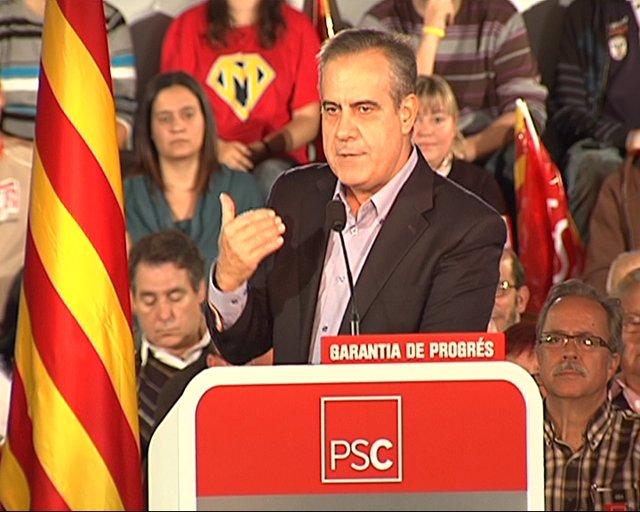 Corbacho critica a Mas por apoyar la independencia