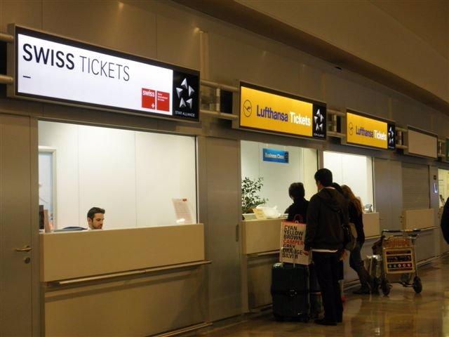 Econom a empresas lufthansa y swiss se trasladan a la for Oficinas air europa madrid