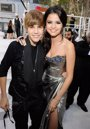 Foto: Justin Bieber y Selena Gomez, el beso