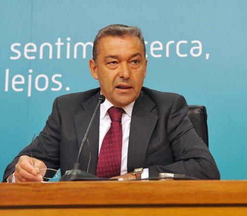 Presidente de Canarias, Paulino Rivero