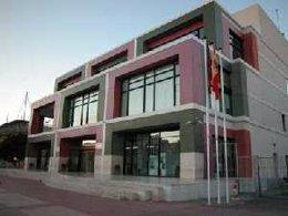 Edificio de la Biblioteca Regional