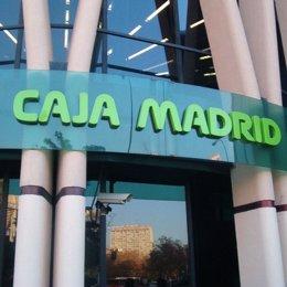 cajamadrid sede edificio logo