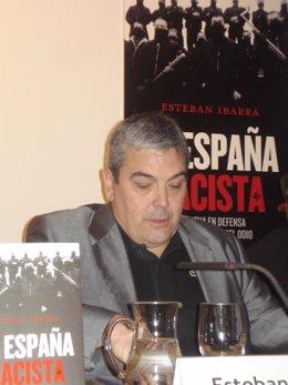 Sebastián Ibarra, autor del libro 'La España racista'