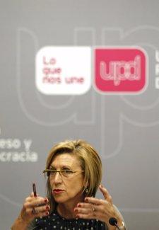 Rosa Díez (diputada nacional de UPyD)