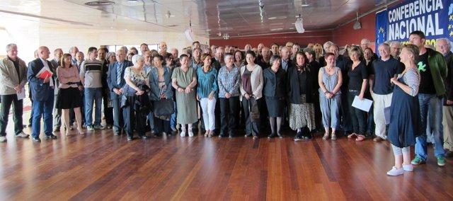Convocantes De La I Conferencia Nacional Para El Estado Propio