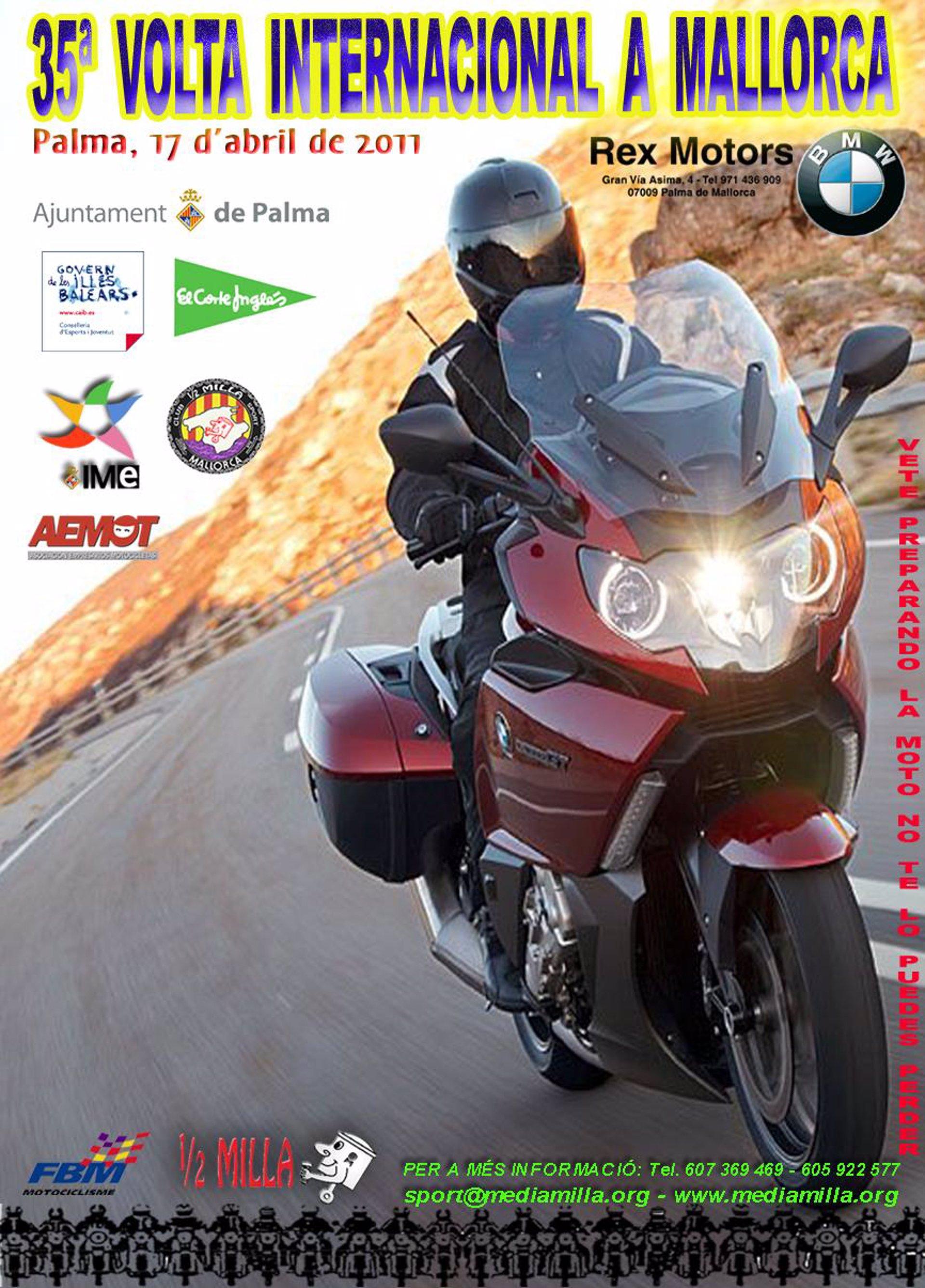 Mallorca celebra este domingo la 35 volta internacional en for Motos palma de mallorca