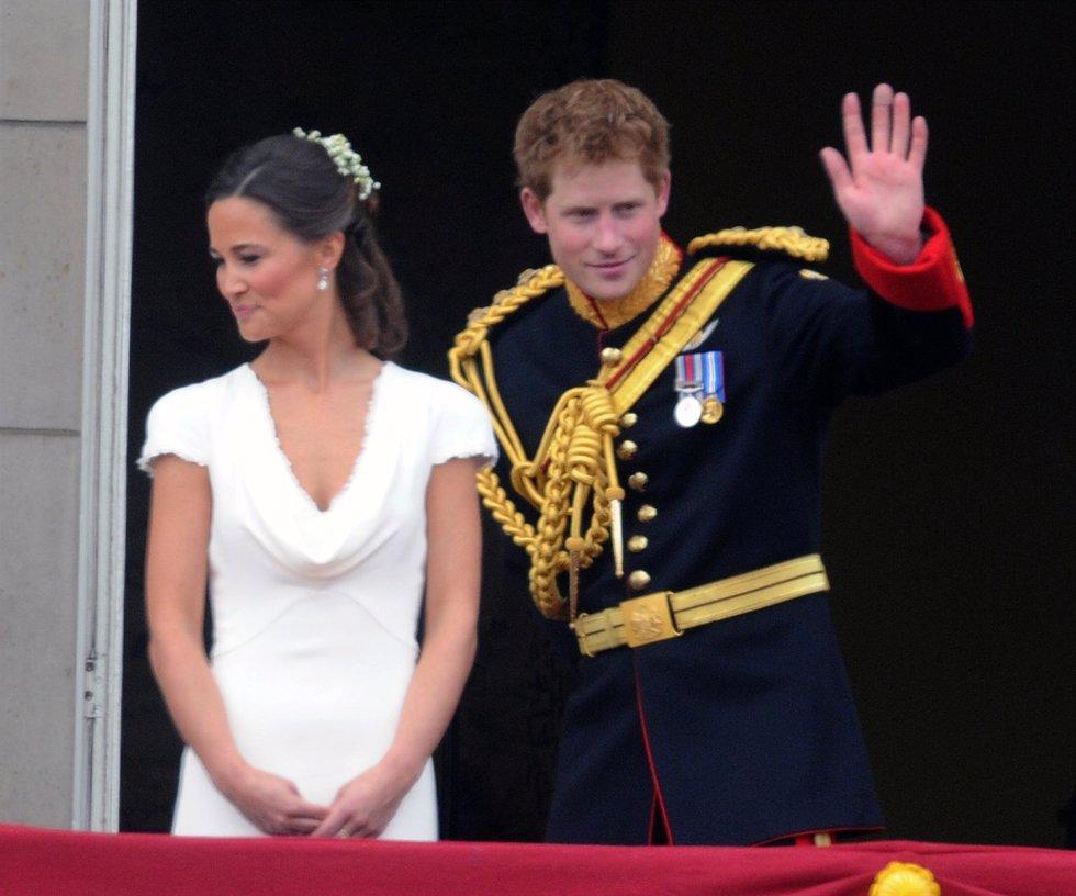 El Príncipe Enrique Y Pippa Middleton