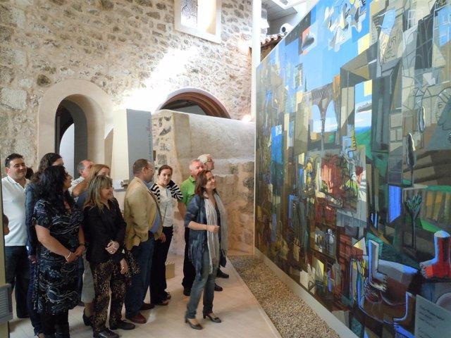 Visita Al Mausoleo De Los Amantes