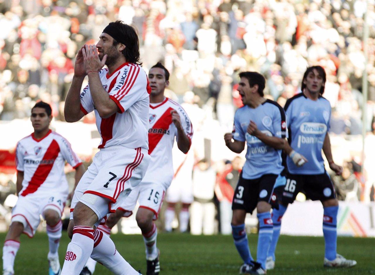 River Plate Desciende Por Primera Vez En 110 Años De Historia