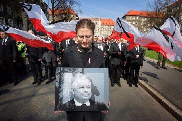 Polonia, Lech Kaczynski