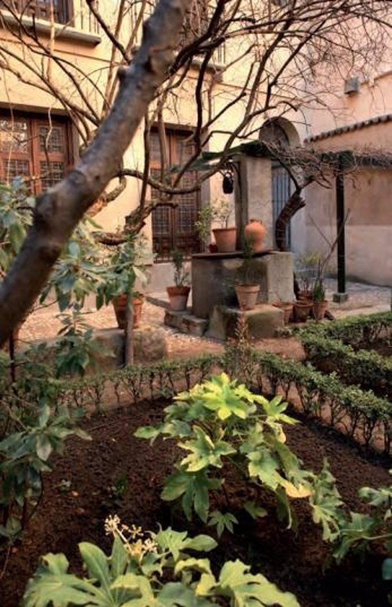 La casa museo lope de vega organiza todo este mes cine de verano al aire libre en el jard n que - Casa vega madrid ...