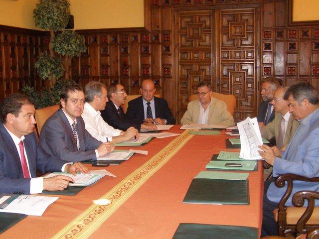 Junta Gobierno Diputación Toledo