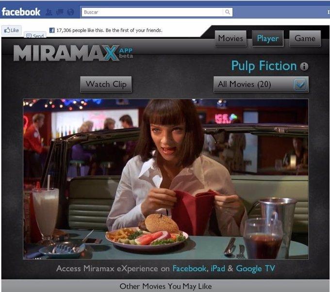 Foto: MIRAMAX/FACEBOOK