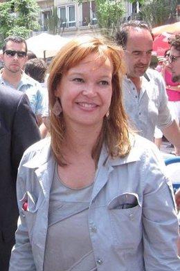 La Ministra De Sanidad, Leire Pajín, En Una Imagen De Archivo