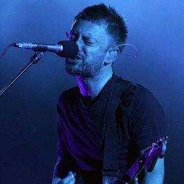 Cantante de Radiohead