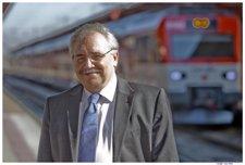 Teófilo Serrano, Presidente De Renfe