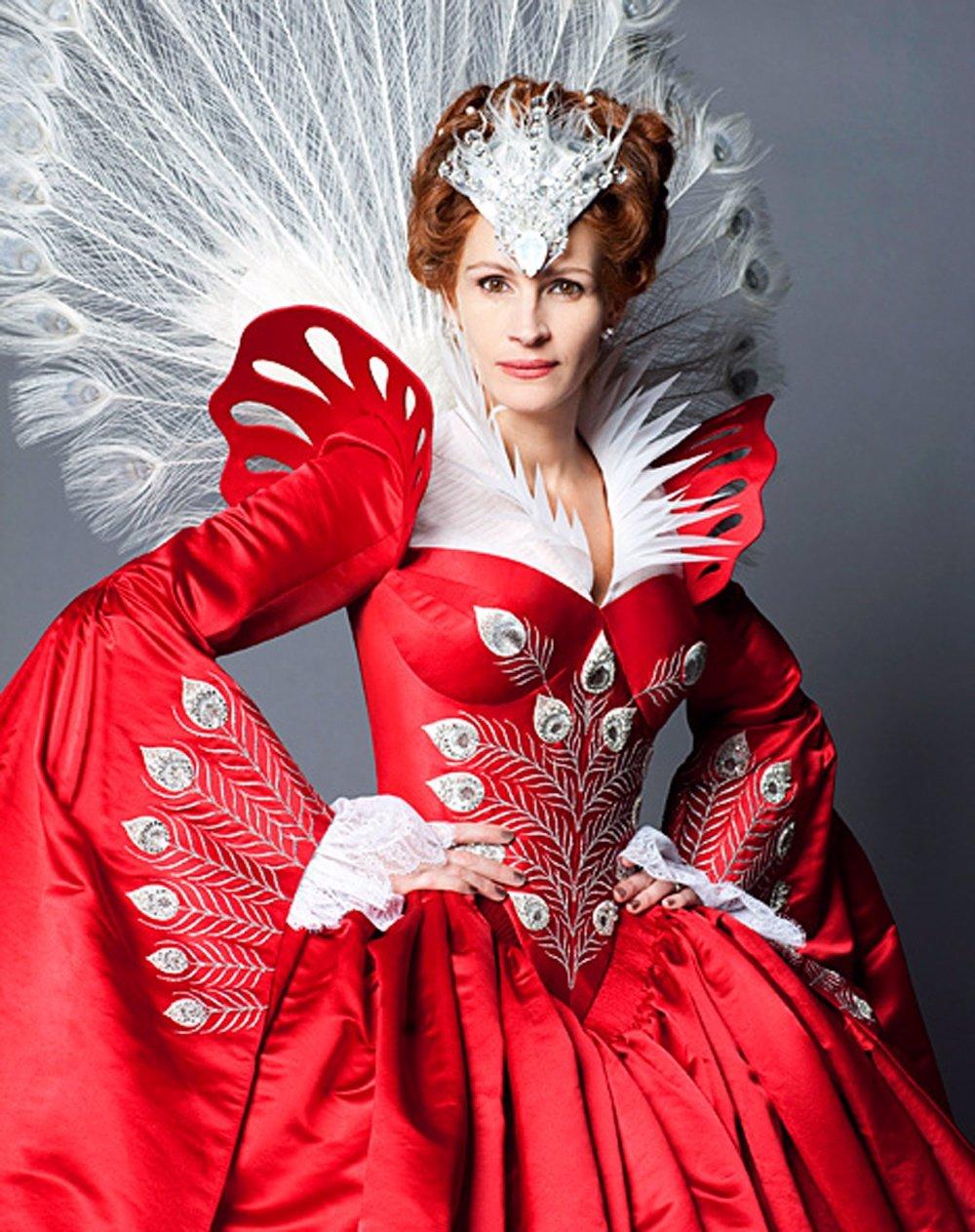 Julia Roberts Como La Madrastra De 'Blancanieves'