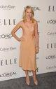 Naomi Watts en los premios Elle