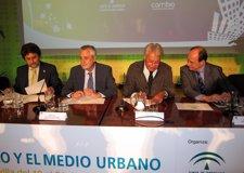 Clausura De La Convención De Cambio Climático En La UPO