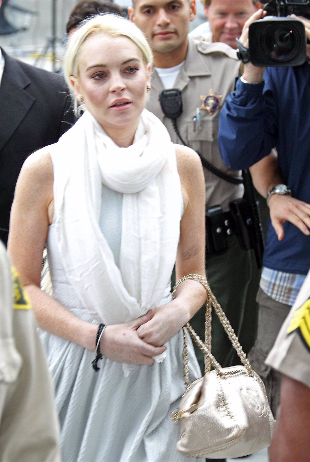 ¿Se desnudará Lindsay Lohan para Playboy'?
