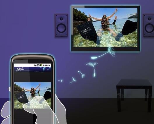Qualcomm Atheros lanza al mercado la aplicaci�n Skifta 1.0 para Android