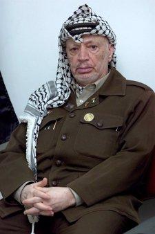 El Exlíder Palestino Yasser Arafat