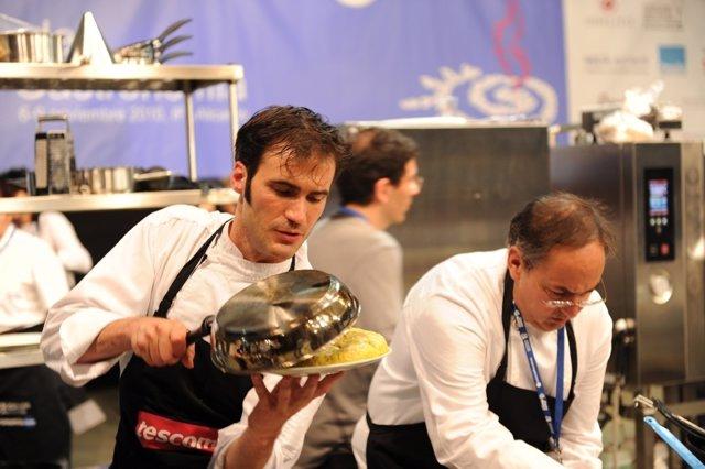 Compiten Por La Mejor Tortilla De Patata De España