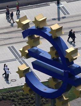 Logotipo del Euro