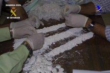 Cocaína Intervenida En La Operación 'Timbre'