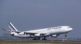 El A340 Perdió 34 Tornillos Durante Su Trayecto París-Boston