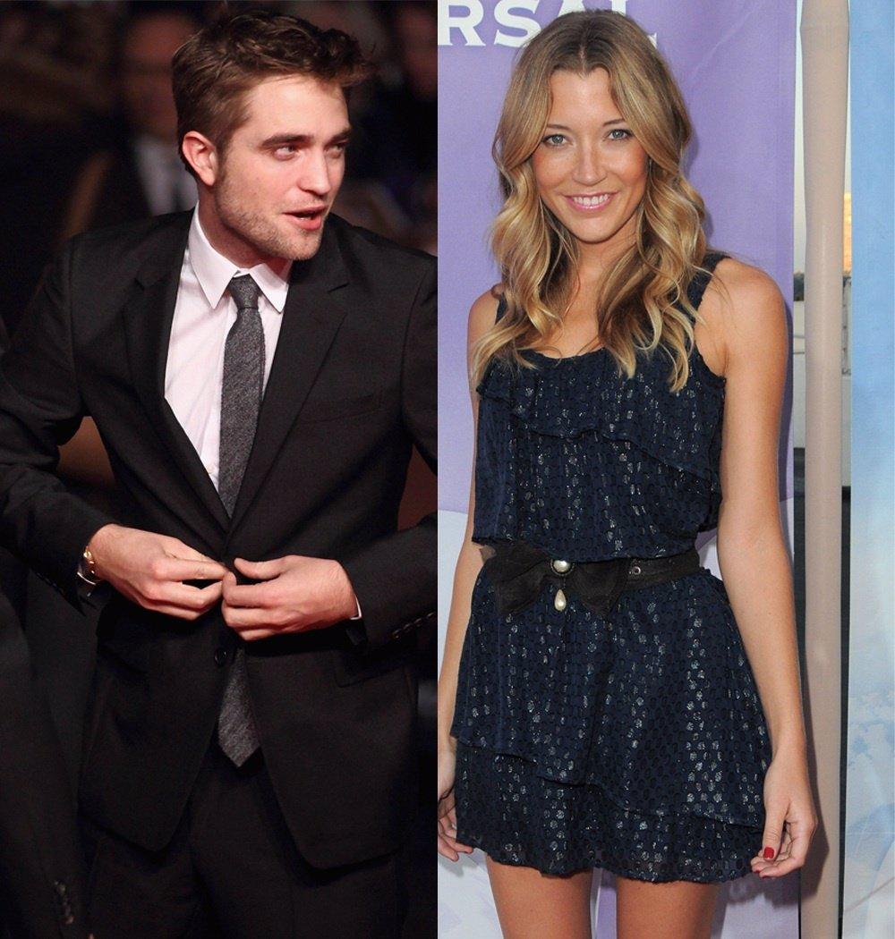 Montaje De Robert Pattinson Y Sarah Roemer