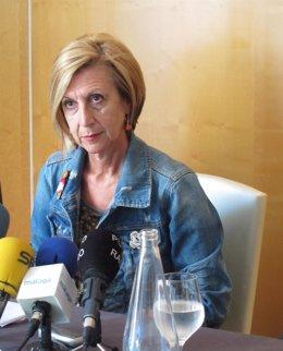 La Candidata De Upyd A La Presidencia Del Gobierno, Rosa Díez