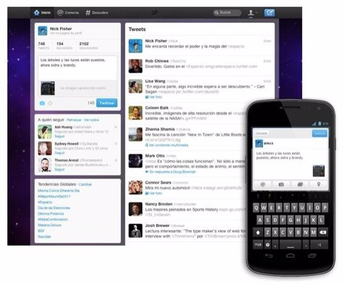 Nuevo Diseño De Twitter