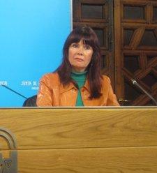 Micaela Navarro, Este Martes En Rueda De Prensa