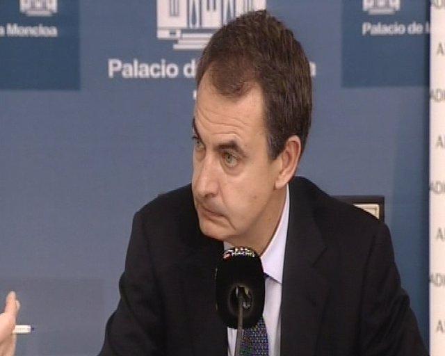 """Zapatero: """" El indulto no se debe a ninguna deuda"""""""