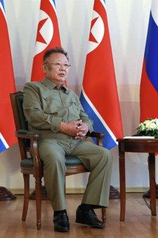 El Líder De Corea Del Norte, Kim Jong Il