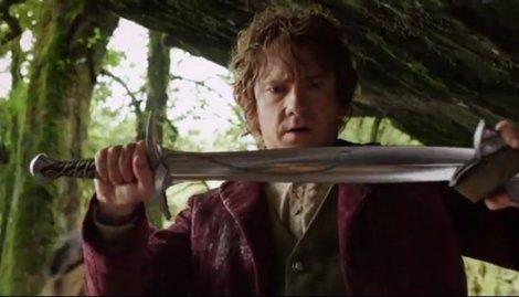 Martin Freeman Es El Hobbit