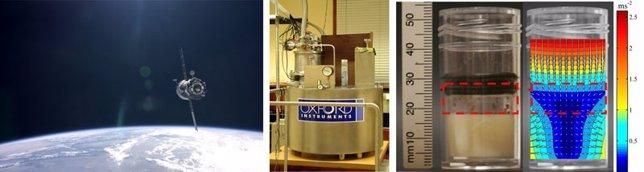 Recrean En Laboratorio Las Condiciones De Ausencia De Gravedad En El Espacio