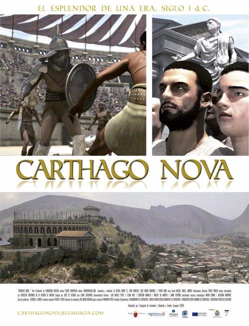 El largometraje 'Carthago Nova', nominado a Mejor Película de Animación en los Premios Goya Fotonoticia_20120110115506_500
