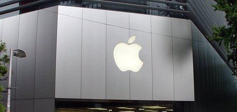 Tienda De Apple En Osaka Por  Bdu CC Flickr