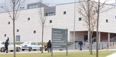 Foto: Denuncian reducción de personal y de camas en el hospital de Ciudad Real (EUROPA PRESS)